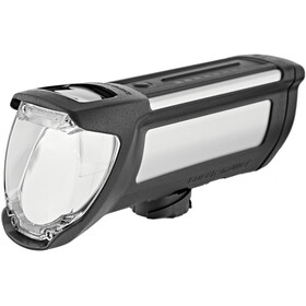 Busch + Müller Ixon Space LED-Batterij Koplamp, black